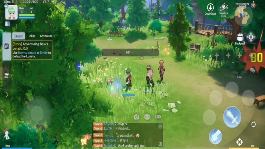 Ragnarok Origin Poster